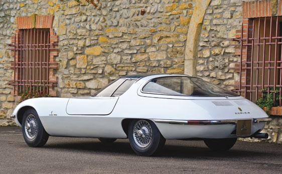 Chevrolet Corsari Testudo - 1963