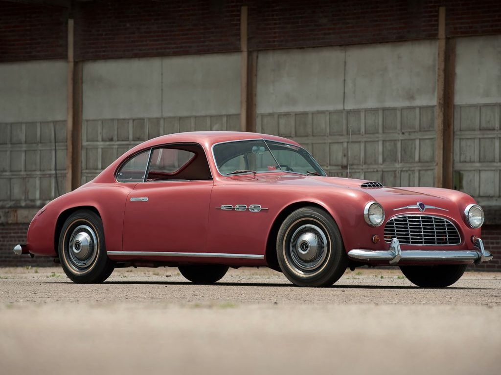 Italmeccanica IT160 Coupe - 1950
