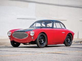 Moretti 750 Gran Sport Berlinetta – 1953