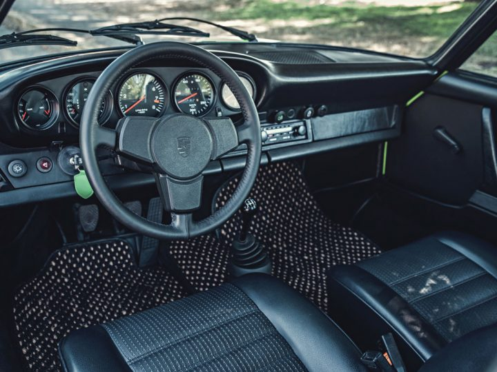 Porsche 911 Carrera 2.7 MFI Coupe - 1974