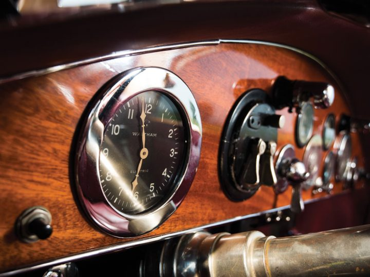 Rolls Royce Phantom I Playboy Roadster – 1927