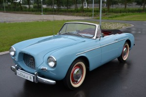 Volvo Sport P1900 – 1956