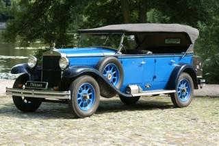 Fiat 521 Torpedo – 1928