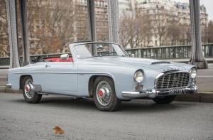 Tracta Gregoire Sport cabriolet – 1958