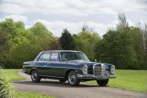 Mercedes Benz 250 S – 1966