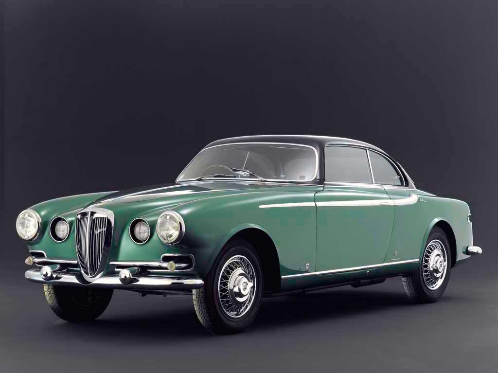 Lancia Aurelia 2000 B52 Coupe Vignale – 1952
