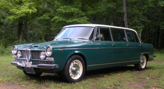 alfa romeo 2600 berlina limousine 1963. Black Bedroom Furniture Sets. Home Design Ideas