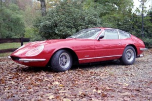 Ferrari Daytona Prototipo – 1967