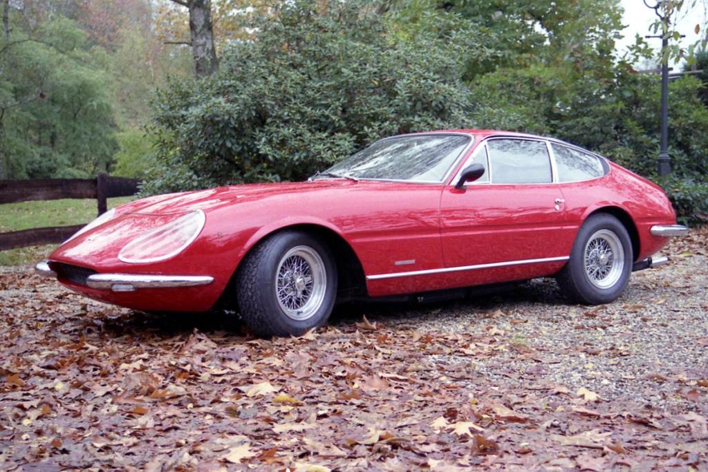 Ferrari Daytona Prototipo