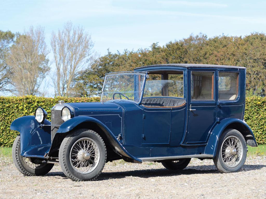 Ballot 2LT Open-Drive Limousine – 1924