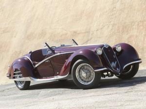 Alfa Romeo 6C 2300B Corto Spider – 1939