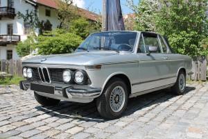 BMW 2002 Cabriolet Baur – 1975