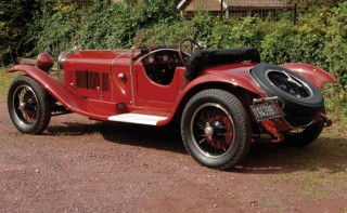 Alfa Romeo 6C 1750 Gran Sport – 1929