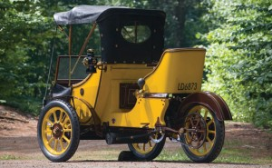 AC Sociable Runabout – 1913
