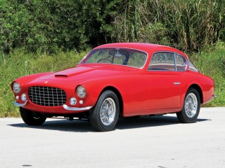 Ferrari 195 Inter Coupé by Ghia – 1950