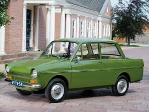 DAF 33 Variomatic – 1974