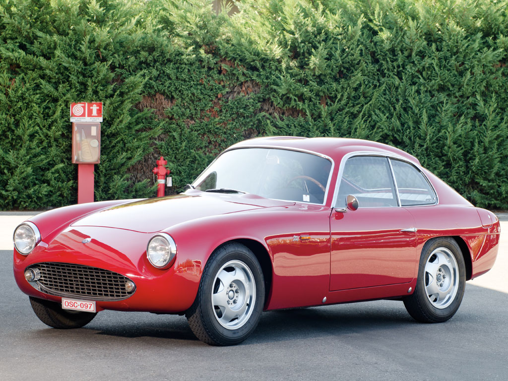 OSCA 1600 GT by Zagato