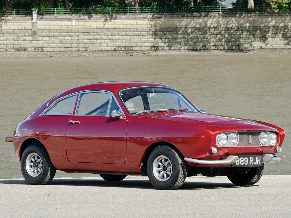 Ogle SX1000 GT – 1963