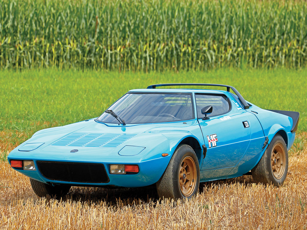 Lancia Stratos HF Stradale – 1975