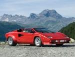Lamborghini Countach LP400S – 1981