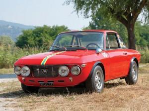 Lancia Fulvia 1.6 HF 'Fanalone' – 1970