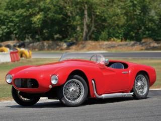 Moretti 750 Sport Barchetta – 1955