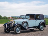 Rolls-Royce 40-50 HP Silver Ghost.