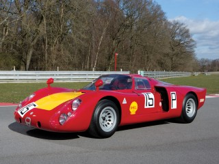 Alfa Romeo Tipo 33 / 2 Daytona – 1968