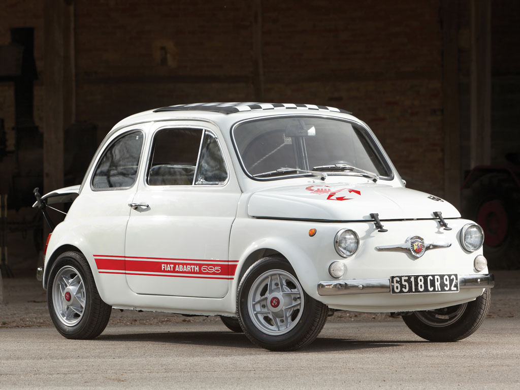 Fiat Abarth 695 SS – 1970