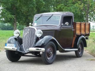 Fiat 508B Balilla Camioncino – 1934