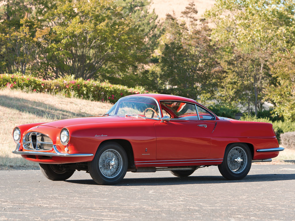 Alfa Romeo 1900C Super Sprint Coupe by Ghia – 1954
