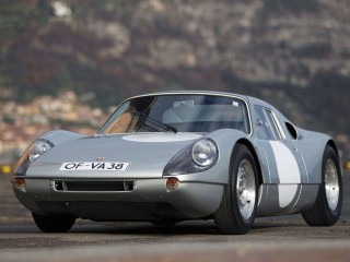 Porsche 904 Carrera GTS – 1964