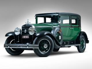 Cadillac Serie 341 Al Capone – 1928