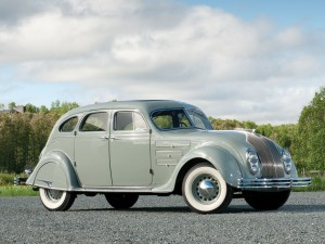 Chrysler Airflow Eight Sedan – 1934