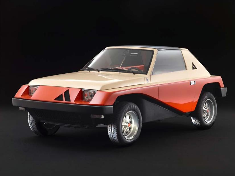 A112 Giovani Prototipo – 1973