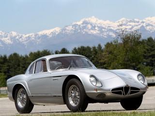 Alfa Romeo 2000 Sportiva Coupé – 1954