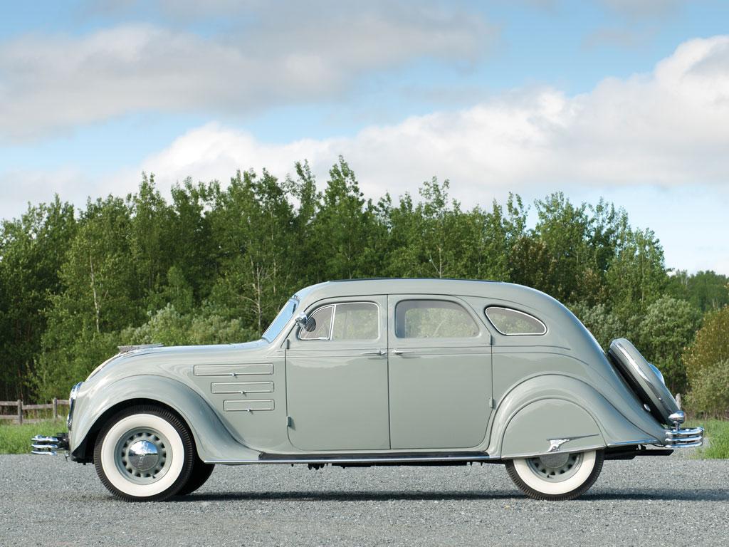 Chrysler Airflow Eight Sedan 1934