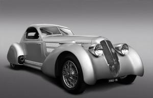 Lancia Astura Aerodinamica 233C – 1935