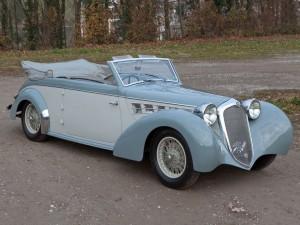 Alfa Romeo 6C 2500 Cabriolet – 1939