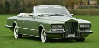 Rolls Royce Phantom VI Cabriolet – 1973