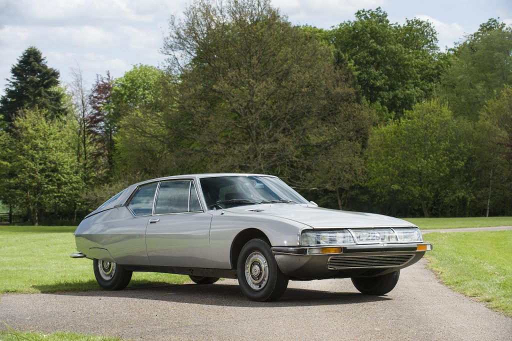 Citroen SM Coupe