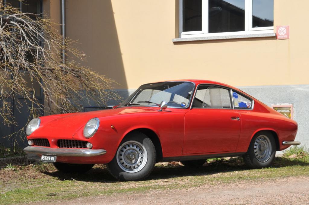 ASA 411 GT – 1965