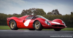 Ferrari 330 P4 #0858 – 1967
