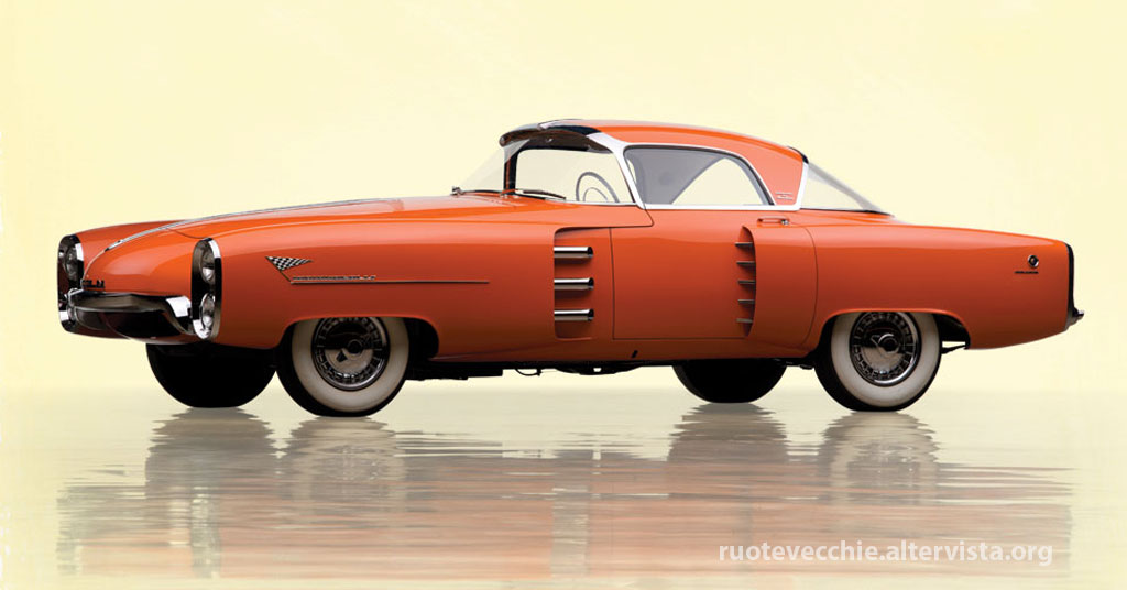 Lincoln Indianapolis – 1955