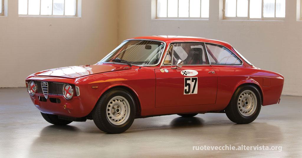 Alfa Romeo Giulia Sprint GTA 1600