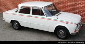 Alfa Romeo Giulia 1600 Ti – 1965