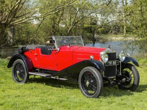 OM 2 Litre Type 665 S3 Superba Sports – 1926