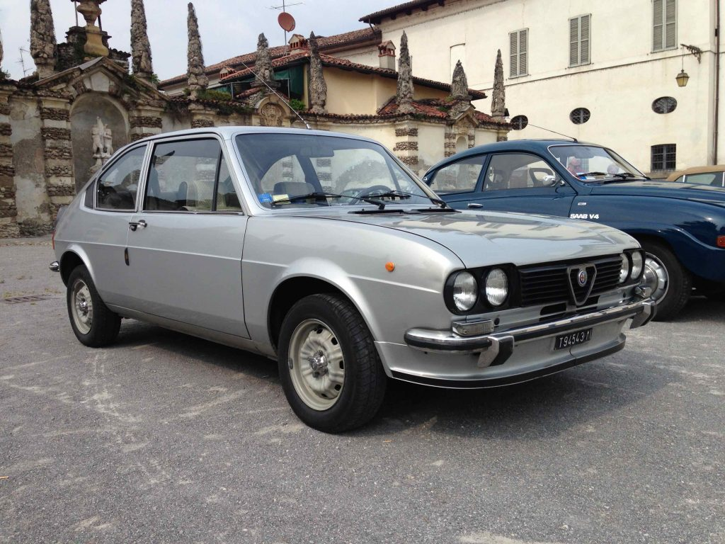 Alfa Romeo Alfasud Ti – 1973