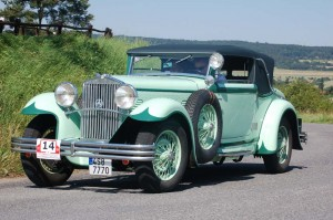 Wikov 70 Cabriolet – 1930