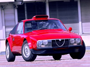 Alfa Romeo Junior Z GT 2000 Periscopica – 1972
